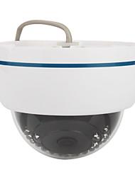 420 ТВЛ купольная камера с 24 ИК-светодиодов (PAL, 1/3 дюйма SONY CCD)