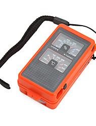Многофункциональный инструмент для экстремальных условий (свисток, компас, увеличительное стекло и светодиодный фонарик)