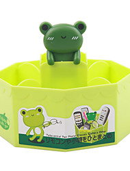 5 Grid Cartoon Storage Box(Assorted Colors)