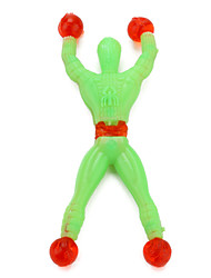 Mini Size Plastic Flexible Man
