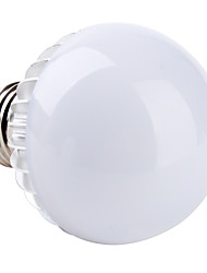 Bombillas Globo G E26/E27 4.0 W LED de Alta Potencia 400 LM 6000K K Blanco Natural AC 85-265 V