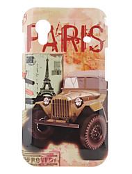 étui de protection en polycarbonate pour samsung s5830 (paris jeep)