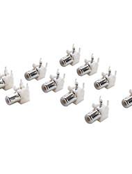 пр-5a Разъем RCA гнездо для электроники DIY (15 штук упаковке)