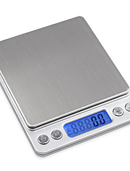 Digital LCD Kitchen Scale (0.1g - 3000g)