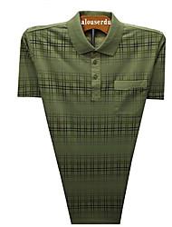 случайный рубашки мужчин среднего возраста