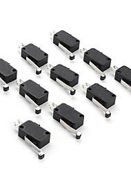 12030-1 micro-interrupteur pour l'électronique automobile et le bricolage (10 pièces par paquet)