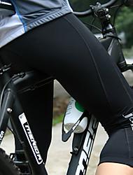 jaggad - 80% nylon 21% lycra para hombre en bicicleta inferior