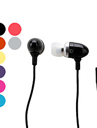 Stylish Stereo Earphone with Microphone for iPhone 5 & iPhone 4/4S