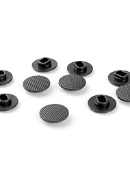 Replacement Joystick Caps for PSP 1000 (10-Pack, Black)