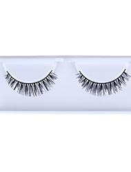 1 Pair Fancy Fashion Black False Eyelash
