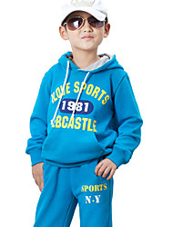 coton garçons sport costume