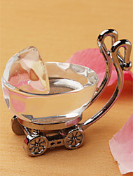 Crystal Baby Carriage Keepsake