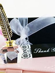 Gifts Bridesmaid Gift Vintage Crystal Ink Bottle Favor