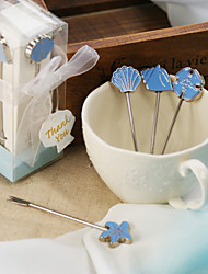 Seaside Hors d'oeuvre Picks Wedding Favor (Set of 4 Pieces)