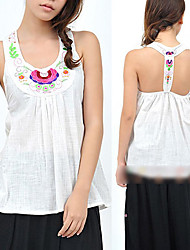 Embroidery Vest