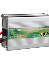 автомобиль мощность инвертора 12v-220v 500w