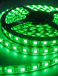 72W LED Light Stripe Green Effect