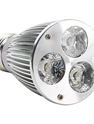 E26/E27 W 3 Krachtige LED 450 LM 6000K K Natuurlijk wit PAR Spotjes AC 85-265 V