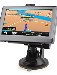 4.3 Inch Touchscreen Car GPS Navigator