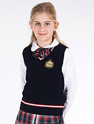 Kids Stripe Knitted Vest
