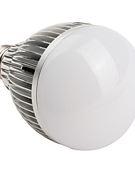 E26/E27 Lâmpada Redonda LED A60(A19) 12 LED de Alta Potência 1080 lm Branco Quente AC 85-265 V