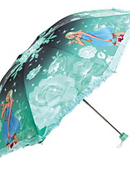 belle ombrelle mauve