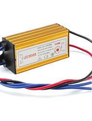 diy ip66 impermeável 10w 50/60hz driver de saída 900mA LED (DC 7-12v)