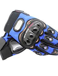 sport tempo libero motobike completi guanti in poliestere dita