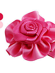 All Seasons Wedding Nylon Hair Accessories for Dogs Pink / Rose