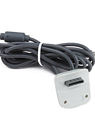 Cable de carga USB para Xbox 360 Wireless Controller