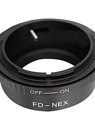 Canon FD объектив Sony NEX-5 NEX-3 NEX-VG10 NEX-c3 электронной монтажный адаптер