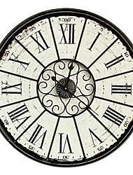 """23 """"de marcação h do vintage relógio de parede design de metal"""