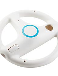 спортивный руль для Wii / Wii и контроллер с MotionPlus (белый)