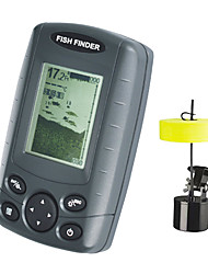 phiradar portátil Fish Finder LCD