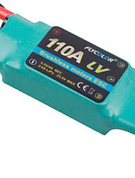 flycolor 110a 6s esc für Flugzeug mit Brushless-Motor (zufällige Farben)