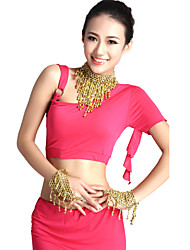 Charming Dancewear Viscose Belly Dance Top For Ladies More Colors