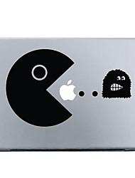 """modèle de la pomme de protéger autocollant pour 11 """"13"""" 15 """"macbook air pro"""