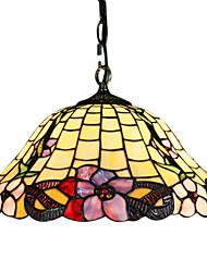 Tiffany 2 - Light Pendent Lights in Flower Pattern