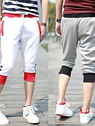 colorés occasionnels pantalons de sport