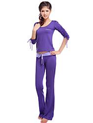 siboen komfortablen Polyester Praxis tragbar Yoga Pants