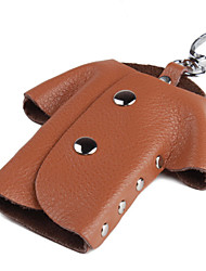 PU Leather Coat Shape Key Chain