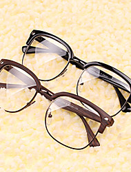 Fashion Vintage Black-framed Glasses