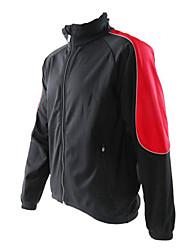 Polyester JAGGAD 50% et 50% Coolmax Manteau coupe-vent Veste cyclisme (hiver)
