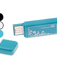 Tragbare USB 2.0 Card Reader für SD-Karte