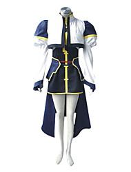Magical Girl Lyrical Nanoha Takamachi Nanoha Cosplay Costume