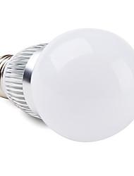 Lampadina LED luce bianca/calda E27 3x1W 270-300LM 3000-3500K (85-265V)