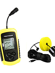 Lucky Wired Portable LCD Fish Finder