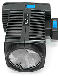 La luce a LED F & V R-3 Video Montano su tutte le scarpe professionali Video Monte Telecamere