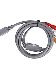 S-Video AV-Kabel für Wii / Wii u (grau)