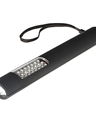 2-modo de 25 LED Flashlight (4xAAA)